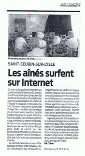 Sud ouest 01-07-2010
