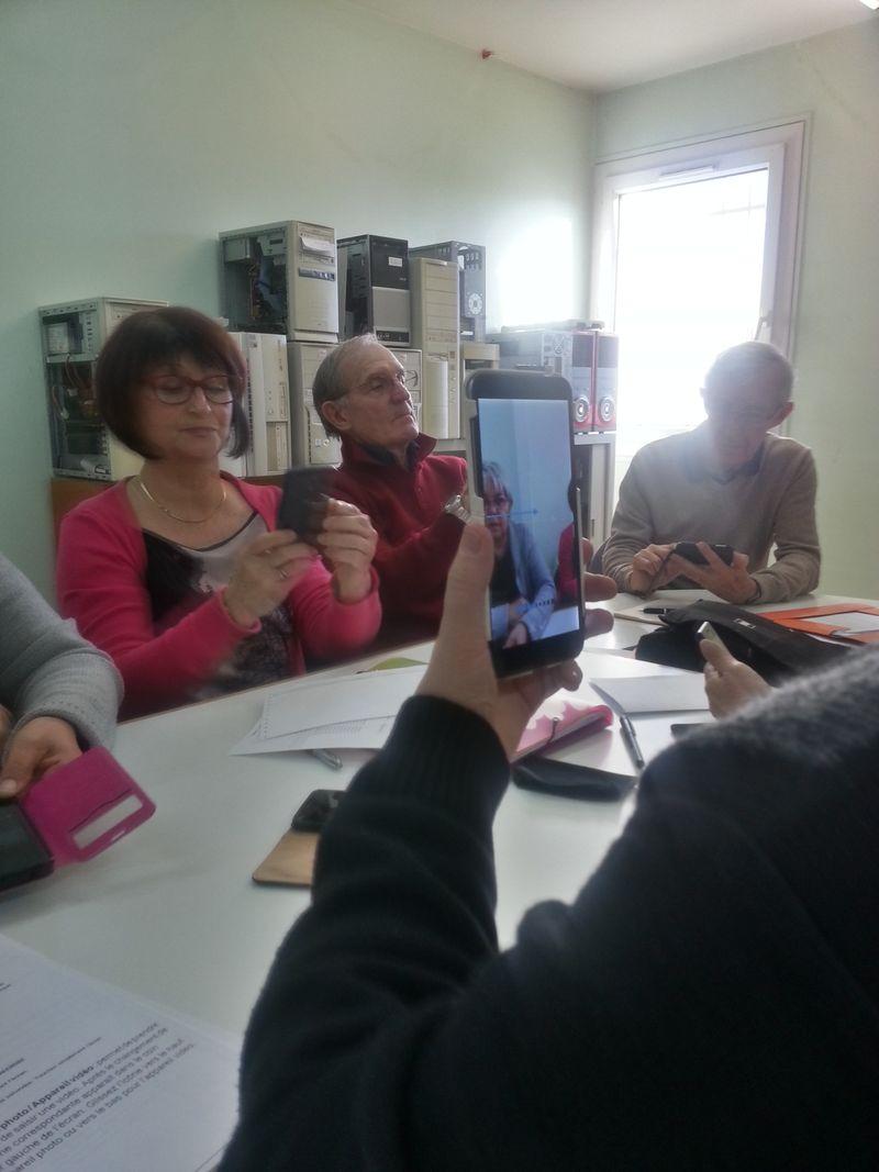 Atelier smartphone 1